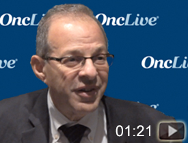 Dr. Sznol Discusses the Combination of Ipilimumab and Nivolumab in Melanoma